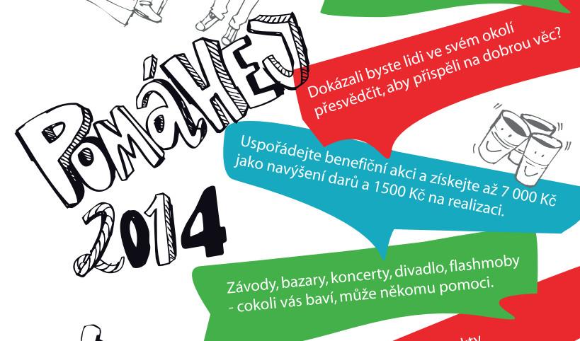 Grantový program Pomáhej! 2014