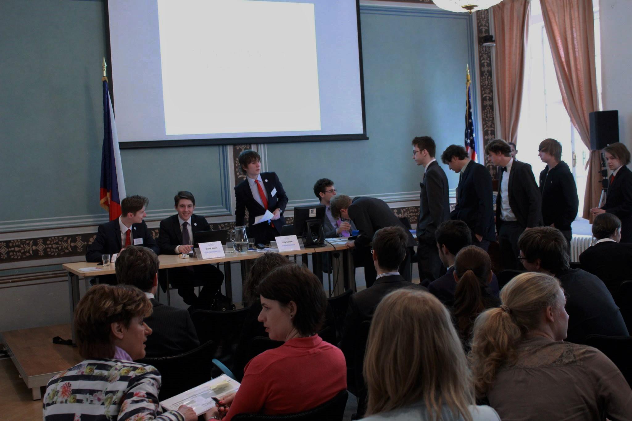 Republikový sněm: Česká středoškolská unie má nové vedení