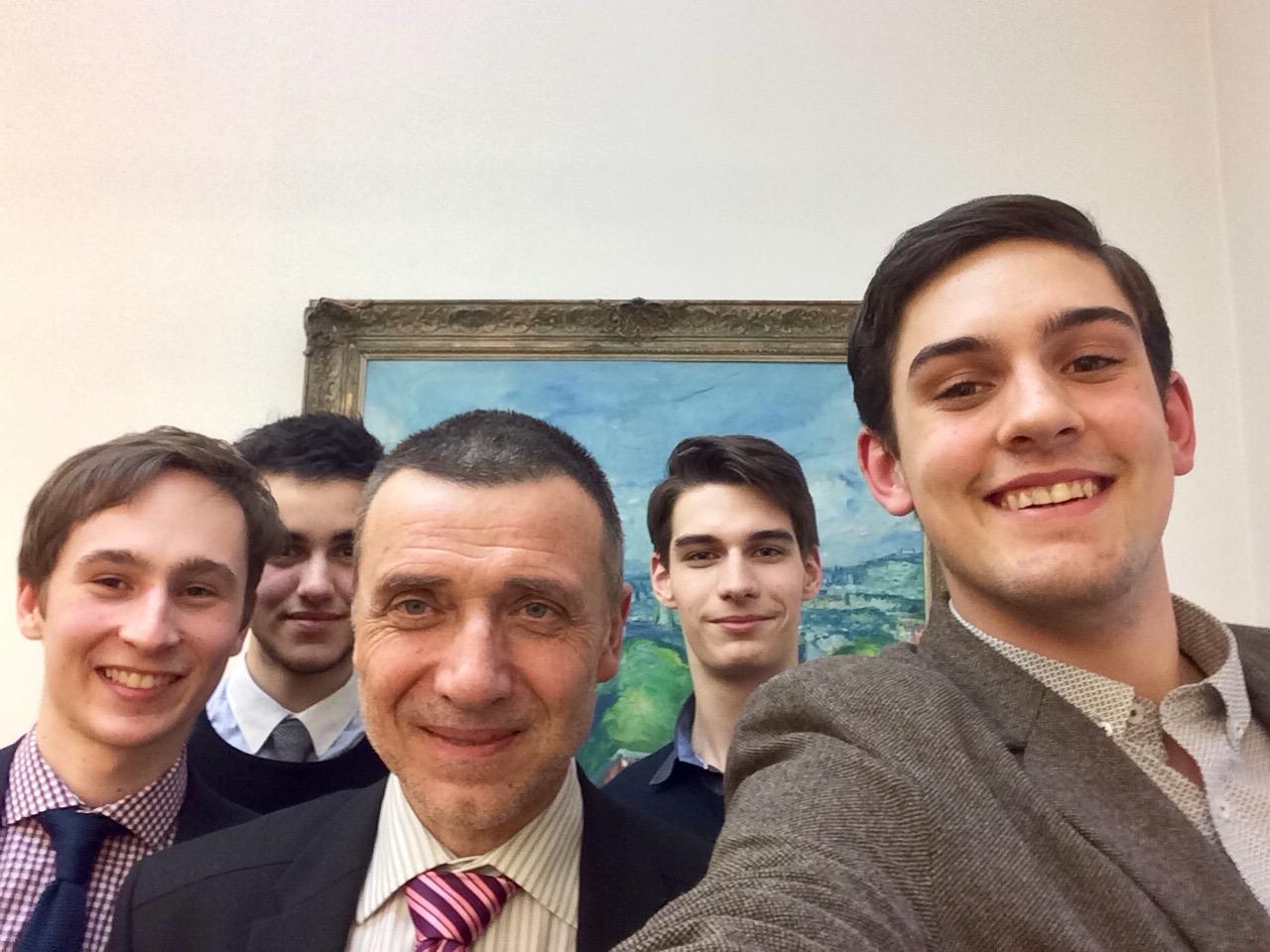 Setkali jsme se s náměstkem ministra pro vzdělávání