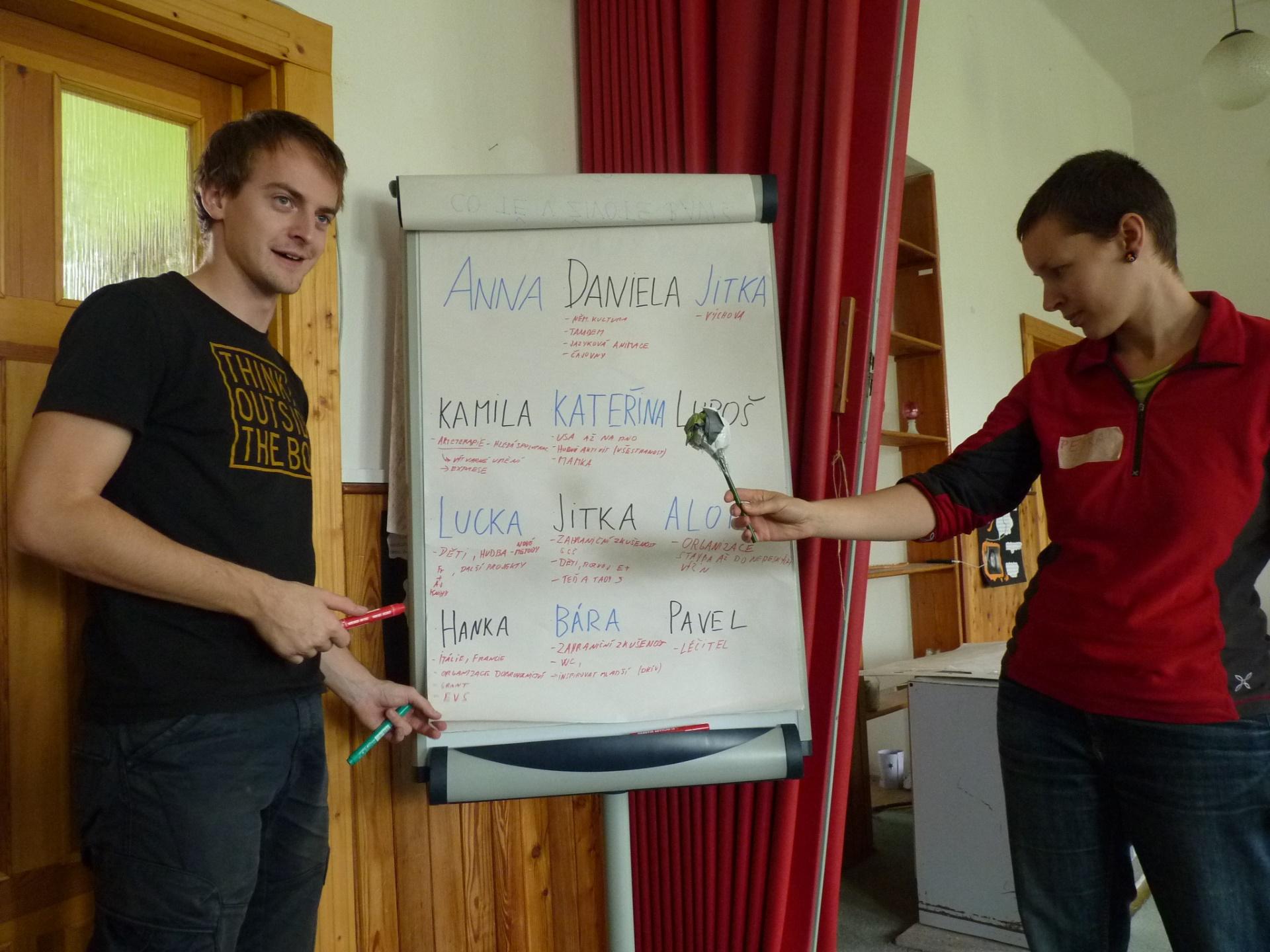 INEX-SDA a mezinárodní školení mentorů projektu ZDoKonal se