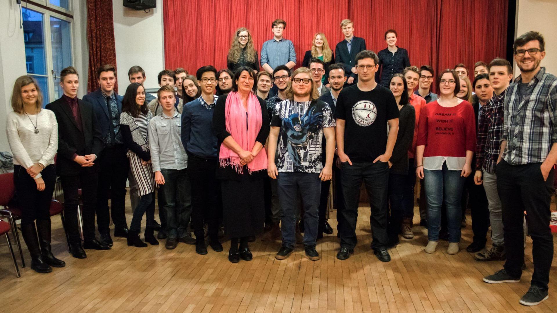 Reportáž z Víkendu studentských samospráv