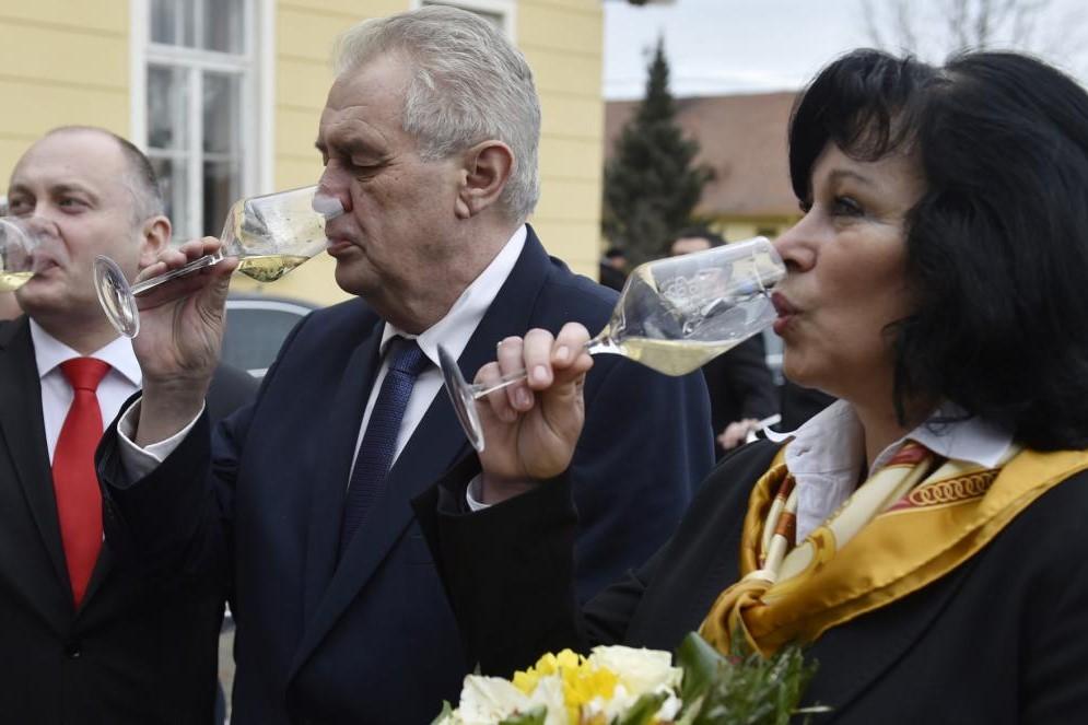 """""""Besedu"""" studentů vinařství se Zemanem kritizovalo i ministerstvo školství"""