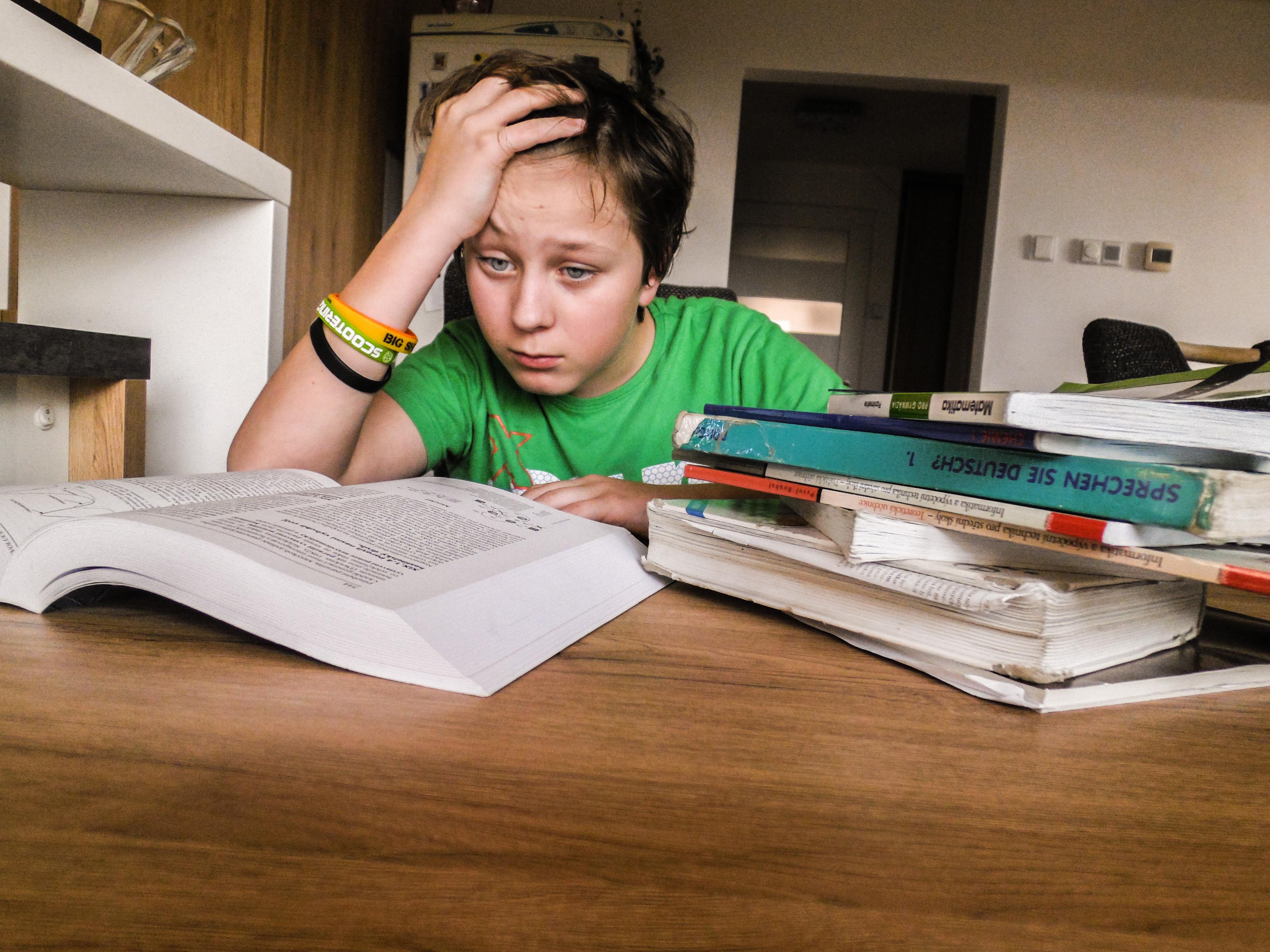 Je škola příčinou psychických poruch?