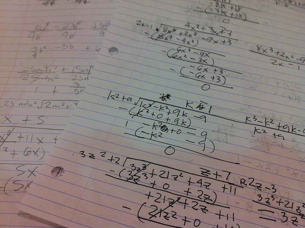 Výuka prý stále nepřipravuje žáky dobře na maturitu z matematiky