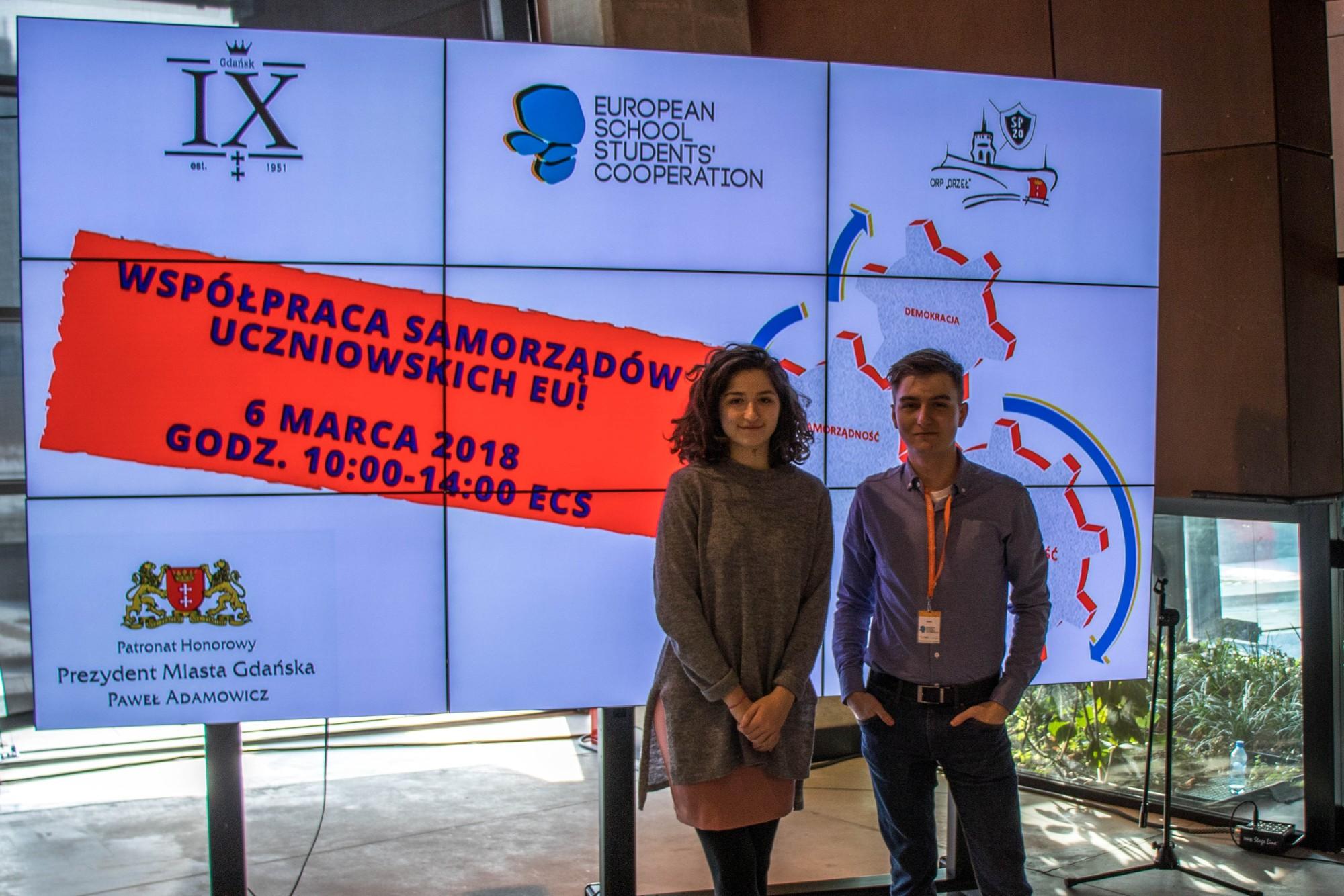 Setkání evropských studentských unií