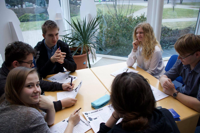 Jaký byl Víkend studentských samospráv 2018?