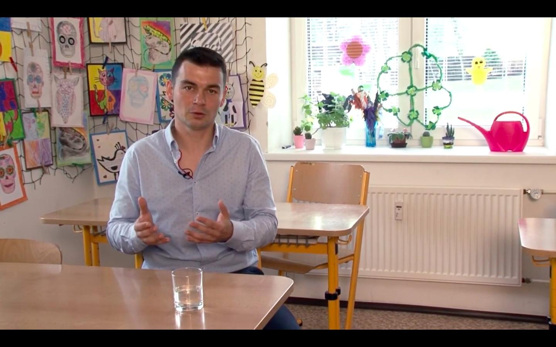 Rozhovor s vítězem Global Teacher Prize, Tomášem Chrobákem